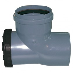 Terminal drain with joint A-209 RIUVERT
