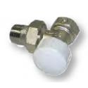 """Válvula termostática ao quadrado fêmea para tubo de ferro """"POLARIS"""""""