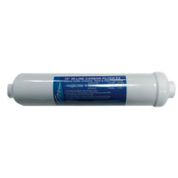 Cartridge Inline 10'' Sediment PP 5µ 1/4 NPT