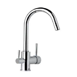 Faucet 3 Way Chrome