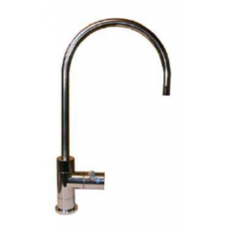 Chrome Faucet RO with LED (12 Months)