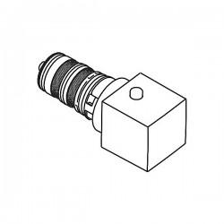 Cartucho Repuesto Termostatico + Volante Ref.: 29925045 TRES