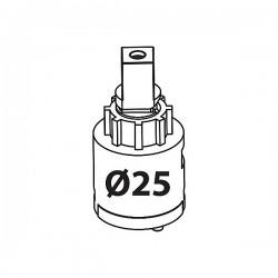 Cartucho Repuesto Monomando Ref.: 910719005 TRES