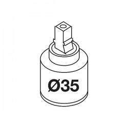 Cartucho Monomando Repuesto Ref.: 9134591 TRES
