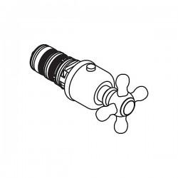 Cartucho Repuesto Termostático + Volante Ref.: 29919510 MONOCLASIC/CLASIC TRES