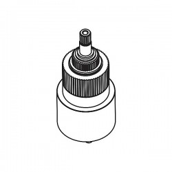 Cartucho Repuesto Con Regulador De Caudal Empotrar Compact Ref.: 9194552 TRES