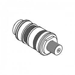 Cartucho Repuesto Termostático Empotrar Compact Ref.: 9194290 TRES