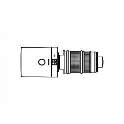 Cartucho Blanco-Cromo Termostático + Volante Ref.: 910616114 TRES