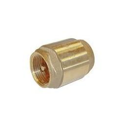 Válvula De Retención Ligera Con Obturador Metálico H-H
