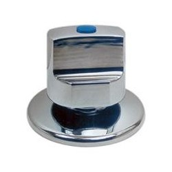 "Round knob and rosette for ball valve ""CARLA"" R"