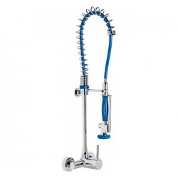 Professional Low Column With Mixer Tap Single Wall GENEBRE