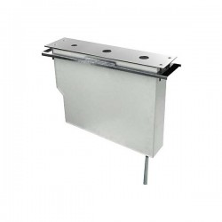 Kit depósito para bañeras de repisa TRES