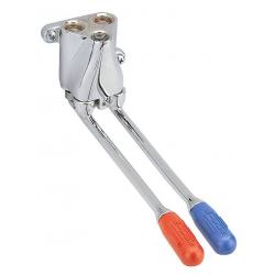 Grifo Vertical Doble Pedal 1/2 GENEBRE