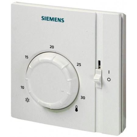 Termost to ambiente modelo raa31 siemens disper - Termostato calefaccion siemens ...