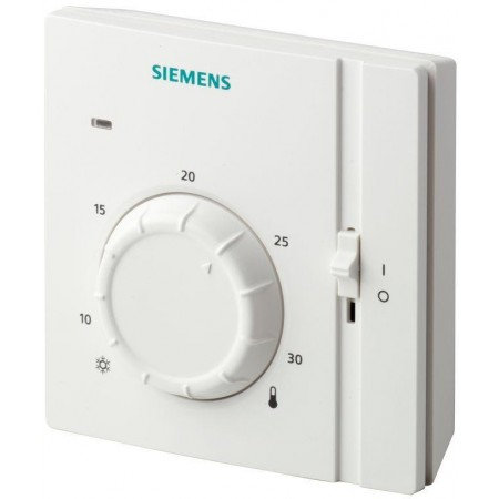 Termostato ambiente modelo RAA31.16 SIEMENS