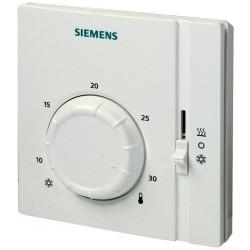 Termostáto ambiente modelo RAA41 SIEMENS