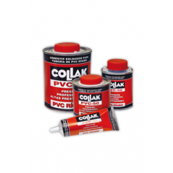 Pvc-50 Presión Tubo 125 Ml. COLLACK