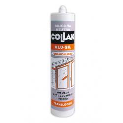 Alu-Sil Translúcido 280 Ml. COLLACK