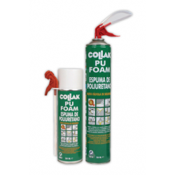 Foam Cánula 500 Ml. (Con Guantes / Gloves / Gants) COLLACK