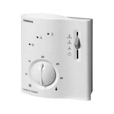 Controlador de temperatura ambiente RCC20 SIEMENS