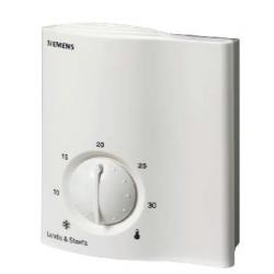 Controlador universal de temperatura ambiente para instalaciones a cuatro tubos