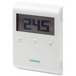 Termostato de ambiente con visor LCD RDD100.1 SIEMENS