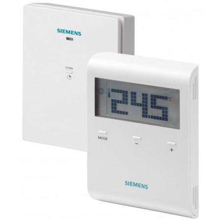 RDD100.1RFS Kit termostato digital vía radio