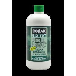 Limpia Tuberías BIO-TOT 1 L. COLLAK