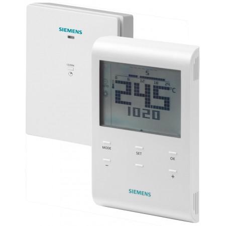 RDE100.1RFS Kit cronotermostato digital vía radio