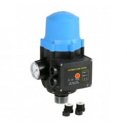 Controlador Automático Para Bombas De Agua Regulable 1,5-3 Bar GENEBRE