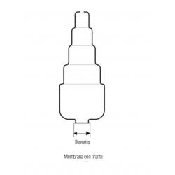 Membrana EPDM Para Vaso De Expansión De Multifunción Y Autoclave