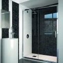 Shower screen QUITO - DOCCIA