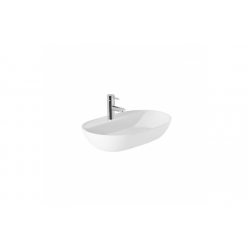 Lavabo Oval Con Orificio Para Grifo SANLIFE UNISAN