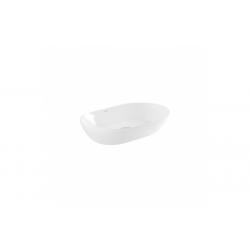 Lavabo Oval Sin Orificio Para Grifo SANLIFE UNISAN