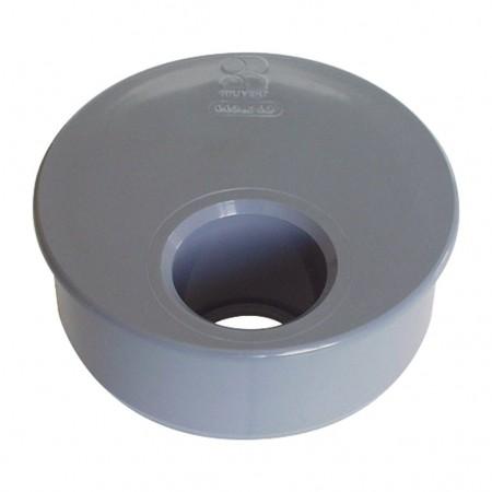Bouchon réducteur PVC pour l'évacuation Ø75 - 50 P-5 RIUVERT