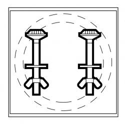 Kit Fij. Taza + Tanque Compact