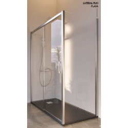 Fixed shower panel NILO