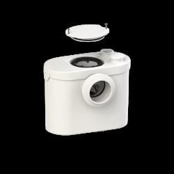 SANITRIT UP - Triturador para WC con trampillade acceso al motor