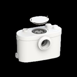 SANIPRO UP - Triturador para WC, lavabo, ducha y bidécon trampilla de acceso al motor