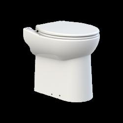 SANICOMPACT C43 - Inodoro con triturador incorporadoDual Flush