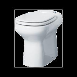 SANICOMPACT ELITE - Inodoro con triturador incorporadoDual Flush