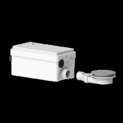 SANISHOWER FLAT - Bomba para ducha + sifón universalDIN 90 mm
