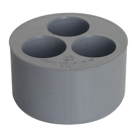 Tapón Reductor Triple 110-40-32-32 V-433 RIUVERT