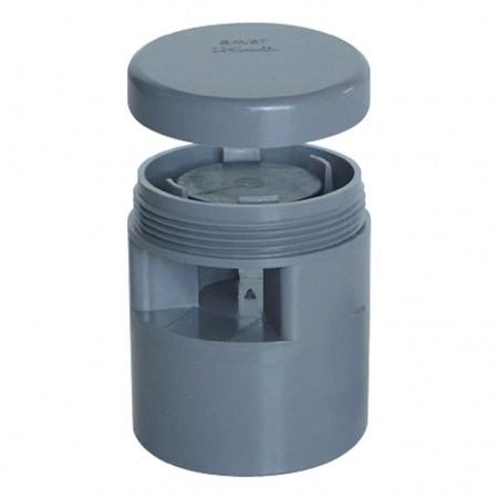 Évacuation d'aérateur à membrane en PVC A-98 RIUVERT