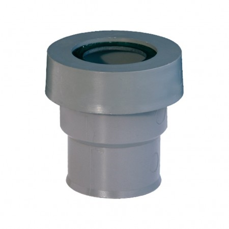 Sleeve female with joint for bathroom fittings outlet A-103 RIUVERT