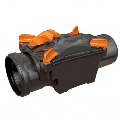 Anti-flooding valve PVC A-140 RIUVERT