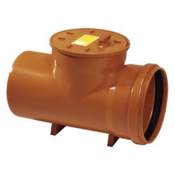 Anti-flooding valve PVC with lip-ring Tile Colour A-140 RIUVERT