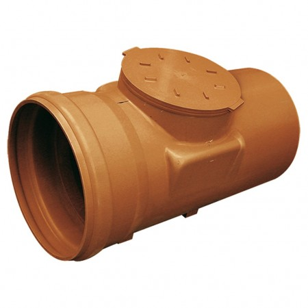 Anti-flooding valve PVC with lip-ring Tile Colour Class 0A-140 RIUVERT