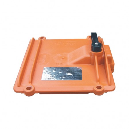 Access cover for anti-flooding valve AC-140 RIUVERT