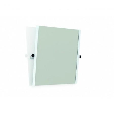 Espejo Basculante Con Marco De Aluminio GENWEC